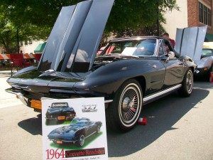 1964 Chevrolet Corvette Stingray Roadster