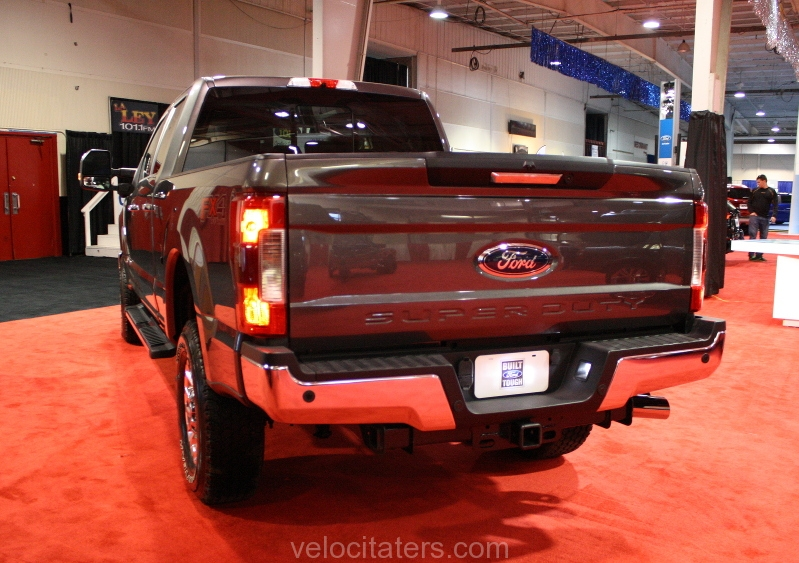 2018 Ford F250 Prototype Velocitaters