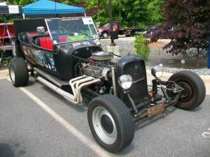 CM 1923 Chevrolet Touring T